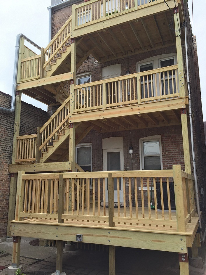 porch builders chicago